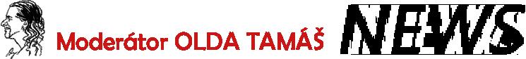 Moderátor Olda Tamáš