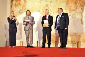 Ceny Jana Kašpara, Ceny Jana Pernera a Ceny Josefa Ressela.